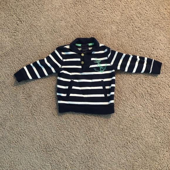 Cherokee Other - Cherokee striped sweatshirt size 2T